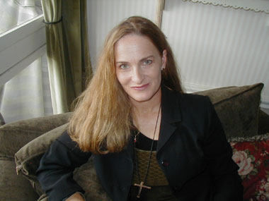 Picture of Author Jennifer Webster