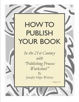 Self Publishing E-book