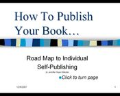 How To Publish Your Book Powerpoint Presentation