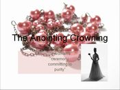 Pearls Annointed Crowning